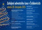 Advent v Čelákovicích